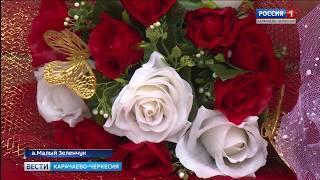 В ауле Малый Зеленчук состоялось открытие памятной доски Ауладину Мамбетову