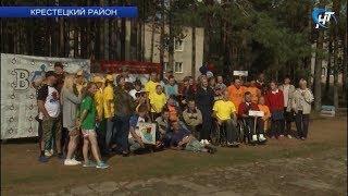 На базе детской флотилии «Парус» открылся ежегодный областной туристический слет инвалидов