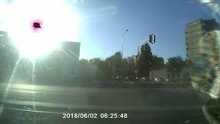 Белгород ДТП. Перекрёсток Буденного- Бульвар юности