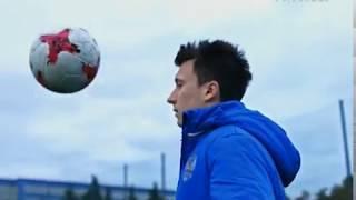 Футболисты сборной России исполнили мечту 3-летнего жителя Тольятти