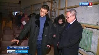 Министр культуры и туризма побывал в Малодербетовском РМО