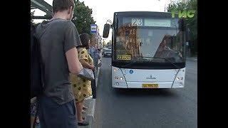 Роковое число 23. Городские власти продолжают проверять работу автобусов