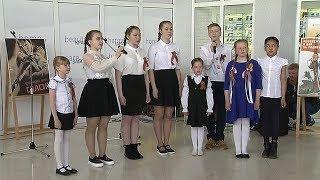 «Катюшу» в живом исполнении услышали посетители ТЦ Ханты-Мансийска