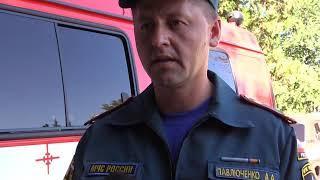 В Крыму тестировали спасателей