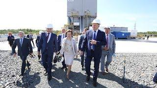 В Сургуте побывал новый полпред президента РФ в УрФО