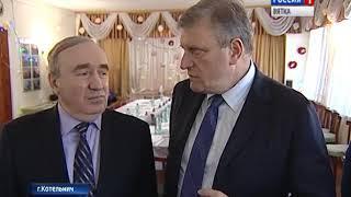 Новое производство в Котельниче(ГТРК Вятка)