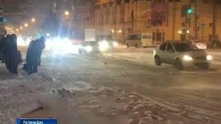 Зима не желает отступать: до конца недели на Дону ожидаются сложные погодные условия
