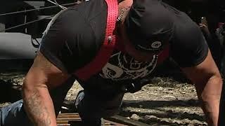 Новый рекорд: Дмитрий Нагорный сдвинул с места состав в 401 тонну