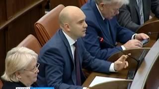 На чрезвычайной сессии депутаты обсуждали сохранение льгот для граждан предпенсионного возраста