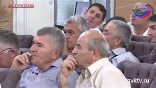 В Махачкале обсудили развитие АПК Дагестана