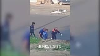 В Красноярске нет проезда к дому в Николаевке