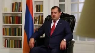 Интервью с председателем Регионального отделения Союза армян России на Камчатке