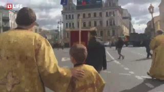 Крестный ход в Петербурге