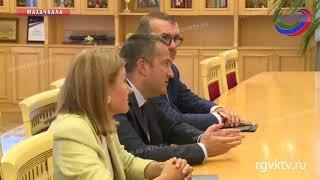 Артем Здунов встретился с представителями одной из крупнейших строительных фирм Турции