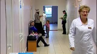 Анонс: в Железногорске после ремонта сегодня откроют детскую поликлинику