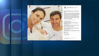 Премьер Новой Зеландии впервые стала мамой