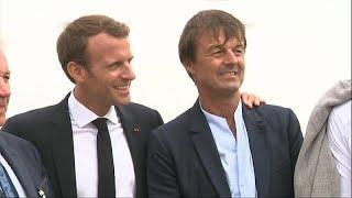 Кризис в правительстве Франции