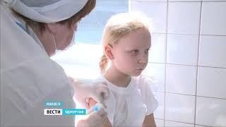 В Удмуртии бесплатно поставят прививки от клещевого энцефалита, сообщили в Минздраве УР