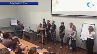 Новгородские школьники, бизнесмены и управленцы продолжают работу на «Острове 10-21»