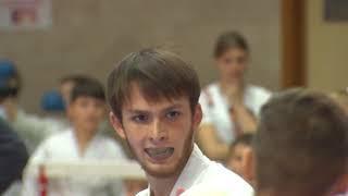 В чемпионате области по всестилевому каратэ соревновались 300 спортсменов