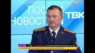 """Интервью с А. Расстрыгиным в программе """"После новостей"""" на ТВК"""