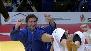 Гран-при по дзюдо в Ташкенте: первое золото Узбекистана…
