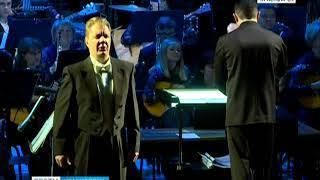 Один из лучших солистов Европы выступил на сцене Красноярского театра оперы и балета