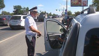 На дорогах Волгограда прошел рейд по выявлению злостных неплательщиков