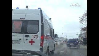В Самаре наказали водителей, помешавших проезду скорой помощи