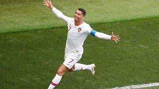 Роналду принёс ещё одну победу Португалии