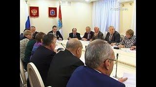 Заседание координационного совета по развитию ветеранского движения прошло в Самаре