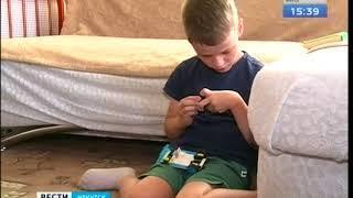 Зрители «Вести Иркутск» всего за сутки собрали деньги для лечения 8 летнего Ильи Турченко