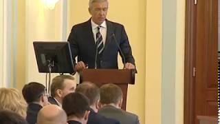 В Правительстве области подвели итоги мероприятий по реализации послания Президента РФ за 2017 год