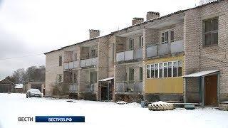 Жители деревни Новое Лукино мёрзнут в собственных квартирах