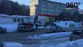 Один человек погиб, пятеро пострадали при взрыве газа и обрушении дома в Мурманске