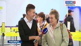 Новосибирская пенсионерка стала волонтером Чемпионата мира по футболу