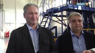 В Кургане предприятие по выпуску буровых установок готово выйти на объемы в миллиард рублей