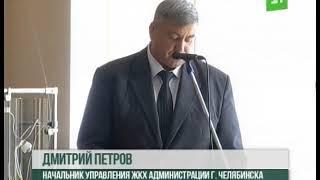 В Челябинске работы по благоустройству скверов выполнены только на 40%