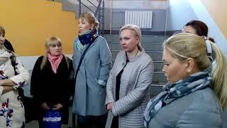 собрание арендаторов после закрытия ТРЦ Большая Медведица Хабаровск ролик 2