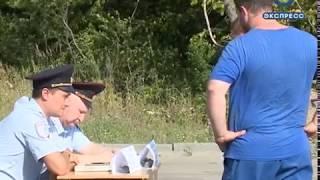 Пензенские полицейские провели прием граждан на трассе М5