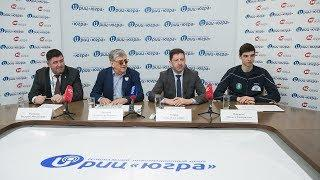 Брифинг РИЦ «Югра» на тему: «Чемпионат России по биатлону»