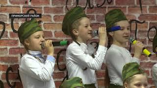 Праздничный концерт в преддверии 9 мая прошёл в Рикасихе