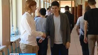 9 000 школьников в Калининградской области сдают экзамен по русскому языку
