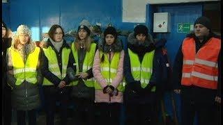 Нижневартовским школьникам рассказали как работают коммунальщики