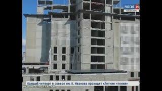 Снести или достроить: Глава Чувашии обозначил крайние сроки для определения судьбы «Одис-отеля» на ч