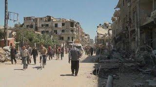 Инспекторы ОЗХО прибыли в сирийский город Дума