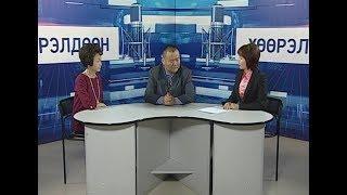 Вести Интервью (на бурятском языке). Баир Ширапов, Баярма Сангадиева. Эфир от 11.04.2018