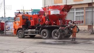 На Камчатке латают аварийные дороги | Новости сегодня | Происшествия | Масс Медиа