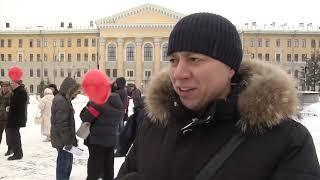 Томские коммунисты отметили праздник Великого Октября