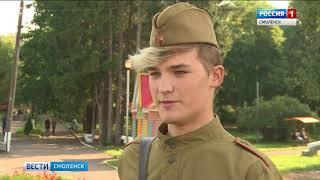 Одаренные люди с ограниченными возможностями показали талант в Смоленске